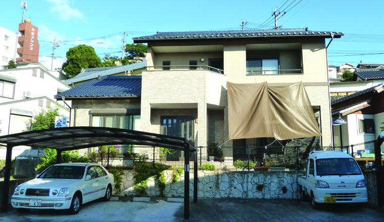 해외주거환경디자인 일반주택 - 입면 2